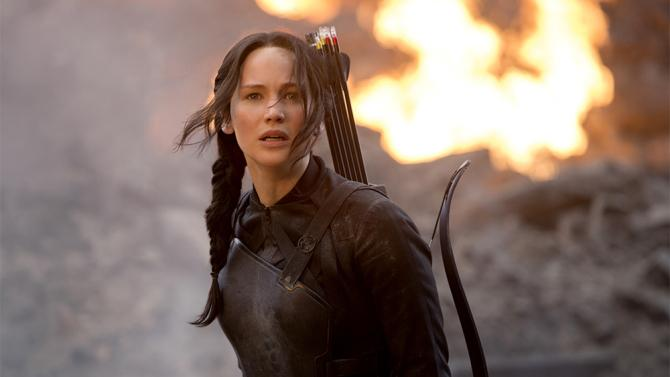 Box office: 'Hunger Games: Mockingjay – Part 1′ scores year's biggest opening: $123 million