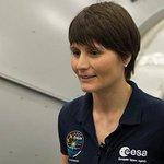 Samantha Cristoforetti diventerà tra circa mezzora la prima astronauta italiana nello Spazio http://t.co/whhwexxQaU http://t.co/aLMCS528ph