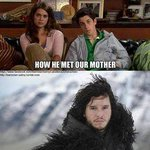 Poor Jon, at this rate it could be a lot longer #JonProblems #GameOfThrones http://t.co/TEzad0XlW1