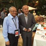 President Maumoon wz Dato Ahmed Shabery Cheek, Minister of communications n Chairman of #UMNO annual assembly http://t.co/3e5QQbSj14