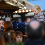 Bumper opening week for Christmas Markets as figures show half a million flock for festive fun http://t.co/bd9eMzw7FD http://t.co/4rEmQss9ef