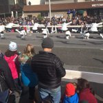 City Center Dance in the air at #StamfordParade http://t.co/q0XwhFPM7U