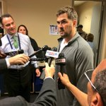 "Marcus Luttrell, former US Navy SEAL and ""Lone Survivor"" will lead the team out of the tunnel today. #SaluteToService http://t.co/GrKF28EHhs"