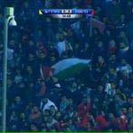 علم فلسطين في مباراة سخنين ضد بيتار القدس http://t.co/Drl81N22Nx