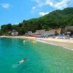 Detrás de su misterioso nombre se esconde esta playa de #PuertoVallarta ¿Sabes cuál es? http://t.co/WSlxDSfLkA