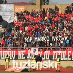 danas u Tuzli na utakmici Sloboda-Sarajevo.#nismosviturci http://t.co/hjviuFN4cB