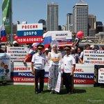 ФОТО! Так встречали Путина в Австралии http://t.co/ycODY3mXlY