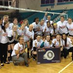 "RT ""@BigSouthSports: Your 2014 #BigSouthVB champions, @GoCCUsports! Congrats, Chanticleers! http://t.co/FWgQte8uhr"""