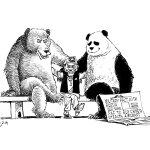 Todays editorial cartoon by @sabirnazar1 #China #Russia #Pakistan http://t.co/5cDukOijiG