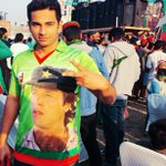 """I was There for Supporting my leader, It was Biggest Ever Jalsa In Gujranwala""""s History #GujranwalaStandsWithIK http://t.co/WvjY5ZUqtb"""
