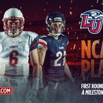 Tickets for @LibertyFootball playoff game at JMU available now! Buy tickets at: https://t.co/DeFBR6jDAQ #GoFlames http://t.co/Ey6wGEV9uT