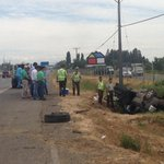 """TENO ""Accidente de tránsito km.170 de sur a norte , http://t.co/luQ164Thw3"
