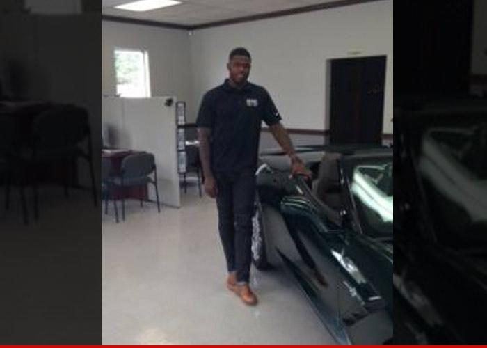 Josh Gordon ends job at car dealership