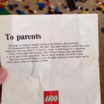 These LEGO Instructions from 1974 Are Awesome (And Yes, Theyre Real) http://t.co/VENzXAfv9R http://t.co/WSytdsEspo