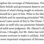 .@nytimes pub-editor wades in #Israel-#Palestine conflict; suggests covering Palestinians http://t.co/gg0dbfHWT6 http://t.co/fIQTfKAiab