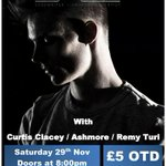@april_summerz the shed, Leicester. sat 29 nov.8pm.£5. reggae-rap,electropop @Tom_Bem @curtisclacey @KaneAshmore RT http://t.co/59x8O5O6eh