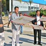 La mañana de hoy quedó abierta en su totalidad la vialidad de la avenida Acueducto desde Patria hasta Periférico. http://t.co/7cOpqAo0h2