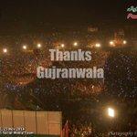 Thank you #GujranwalaForPTI http://t.co/x3m4ILWjYu