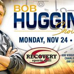 Heads up Charleston!  The @CoachHuggs Show is coming your way tomorrow night live from Recovery!  Show starts at 7pm! http://t.co/zDgRGbNlo1