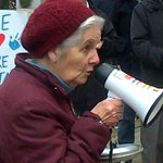 I agree with this 91 year old woman. #CameronMustGo because he lied when he said hed protect Sure Start. He axed 628 http://t.co/dkK11UVZkh