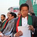 @ImranKhanPTI @SaifullahNyazee @ShireenMazari1 @SMQureshiPTI khan in Action B4 speech.....from razi http://t.co/Rk97oAMKPt