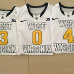 .@WVUhoops will be in white for Championship Sunday #HailWV #onemission http://t.co/48P7GsBIXW