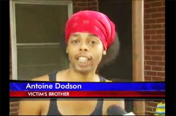 Hide ya kids, hide ya wife, and hide ya Biebs… Antoine Dodson wants to FIGHT Justin Bieber