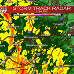 Heaviest rain so far moving across metro #Bham now; watch for ponding on roads - slow it down a bit #alwx @WIAT42 http://t.co/GV5IgDvZm6