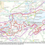 80% of scottish pop live in the 2b fracked area this map shows red area where licences are being sold #gofrackyersel http://t.co/fgKQMypYHp