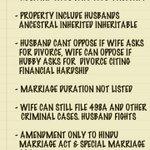 @yogrishiramdev As a man u give away evrythin just cuz ur marriage din work. HOW FAIR? If ur Hindu #StopMarriageBill http://t.co/JoYPQDbbhF