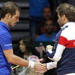 RT @Tennis: French captain Arnaud Clement under fire after #DavisCupFinal defeat: http://t.co/IYjFzEF1U2