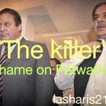RT rasikh87 Both bro are killers #ShameOnPatwarKhana MaryamNSharif lasharis21 http://t.co/gifYzISabB