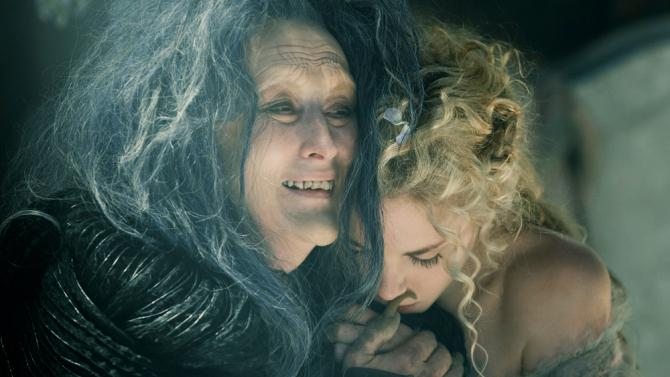 Watch last night's IntotheWoods Q&A with Meryl Streep, @AnnaKendrick47 and more here: