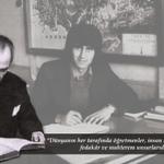 Başta Başöğretmen M. Kemal Atatürk ve Şenol Güneş olmak üzere, tüm öğretmenlerimizin Öğretmenler Günü kutlu olsun... http://t.co/JkIWuG0OdC