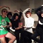 【シークレットバンド発表】  KANA-BOON  出てくれたよー!めっちゃ嬉しい😭🔥  #グドモフェス14 http://t.co/csA8YP9LsS