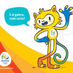 E aí, galera! Sou o mascote Olímpico do @Rio2016 e quero a sua ajuda para ter um nome irado. http://t.co/v3CQryfY4W http://t.co/FV0vnPsLOv