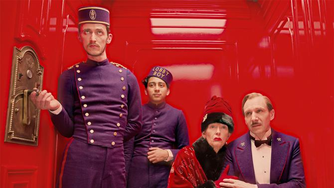 GrandBudapestHotel is still checked into the awards race.