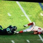 Seahawks Jordan hill just jock tackled Drew Stanton #GoHawks http://t.co/w6aEbeAdw5