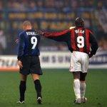 Quando i più grandi del calcio erano di scena a San Siro...altri tempi  #milaninter http://t.co/YZYVo1YRg6