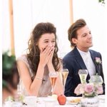 NEW Unseen photo of Eleanor and Louis at Jay and Dans wedding! ❤️ #2 http://t.co/1ZCUEVfUHv