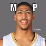 Anthony Davis after his 43 point, 14 rebound game last night. #Pelicans http://t.co/UktILywxgM