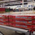 Pues con la novedad de que ya hay rosca de reyes a la venta en pleno noviembre ... Via Mayra Cruz http://t.co/9LC0OAc0Mp