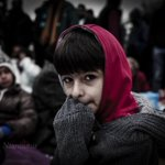 Syrian #refugee boy. #syrianrefugeesgr still outside the #Greek #Parliament for the 5th overnight. #Greece #Refugees http://t.co/bvlrgaWao8