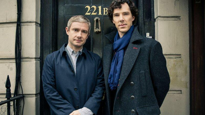 "Sherlock Co-Creator Tells Fans to Expect ""Tragedy"" in Season 4"
