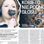 A jutro w GW i Sport.pl Extra tekst o kobiecie kradnącej facetom futbol. Napisaliśmy go razem ze sławną @leni_lennox http://t.co/lvHo295Clv