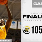 #WATCHUS WIN   No. 11 Shockers-105, Jets-57 http://t.co/1NMzSn8IdF