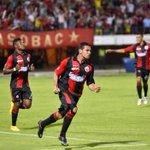 Gol del Cúcuta Deportivo. Atlético Bucaramanga pierde, parcialmente, el clásico del Oriente. http://t.co/mNIROlKWoJ