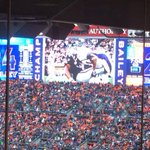 Video tribute to Champ Bailey and standing ovation by crowd. #9news. http://t.co/XTbigwmkp7
