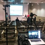 Live stream up and running! Cant wait to see the #SWCF14 pitches! #GSB2014 http://t.co/edcuAQyuCJ