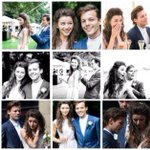 Eleanor and Louis at Jay and Dans Wedding on July 20th! ???????? http://t.co/pxHRZpCcNB